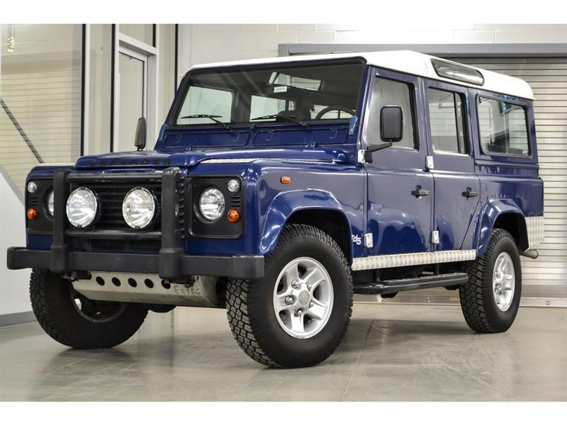 Land Rover Defender *STYLE CLASSIQUE* 1999