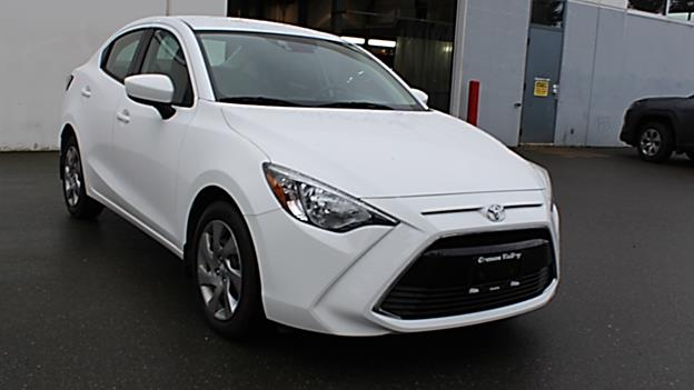 2018 Toyota Yaris Sedan
