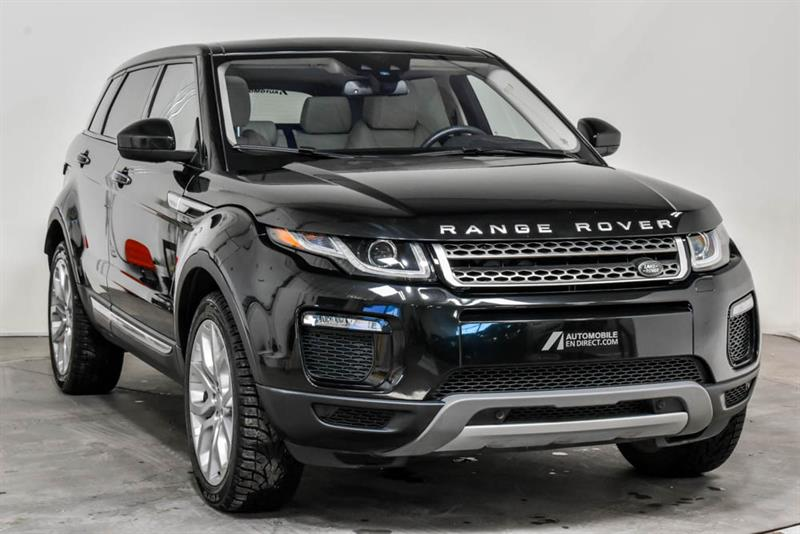Land Rover Range Rover Evoque HSE AWD TOIT CUIR 2018