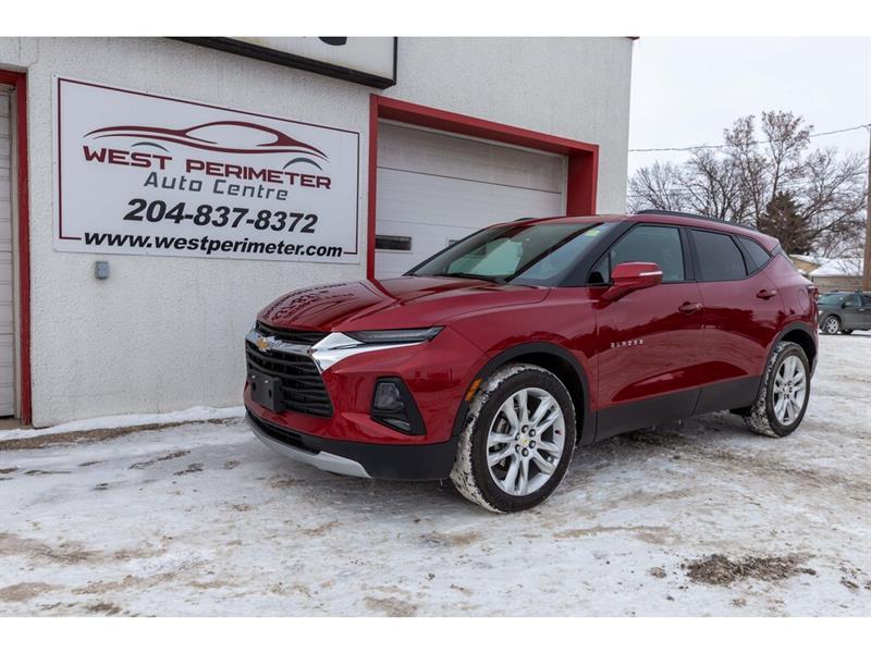 2019 Chevrolet Blazer AWD  3.6L True North* Pano Roof * Htd Lthr * Nav* #5852