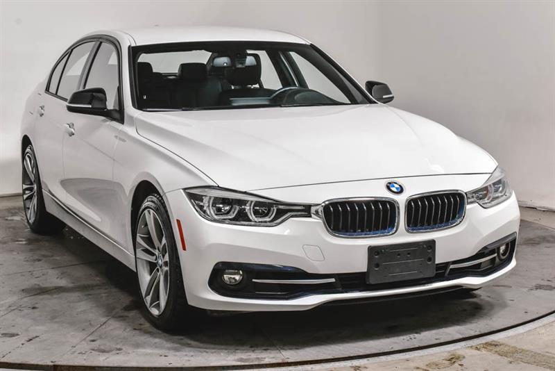 BMW Série 3 2018 330i xDrive Sportline Cuir GPS