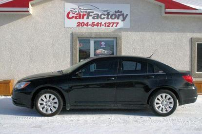 2011 Chrysler 200 LX #P-3009
