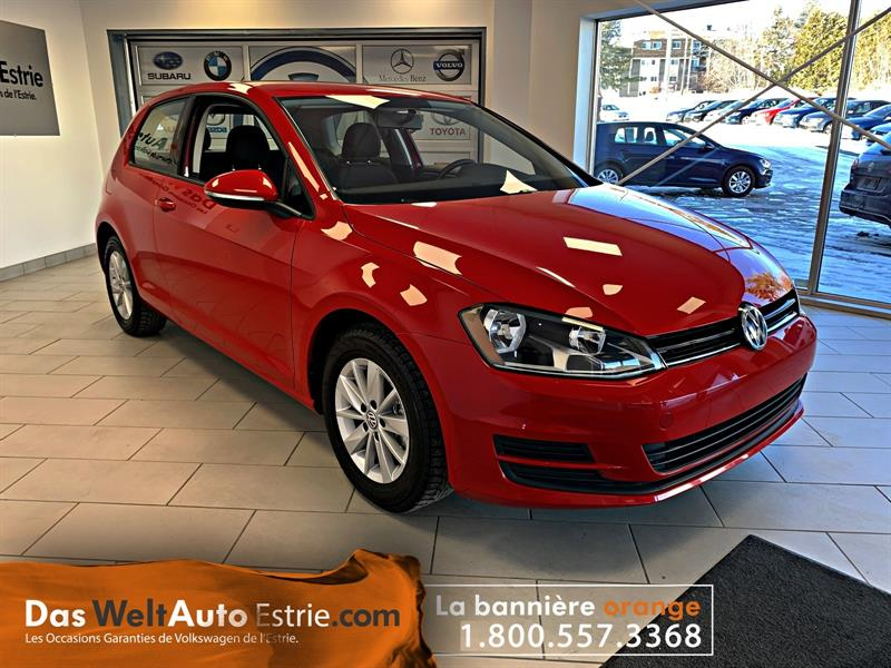 Volkswagen Golf 3-Door 6