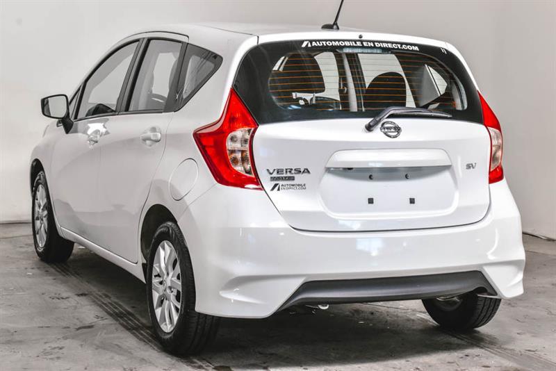 Nissan Versa Note 6