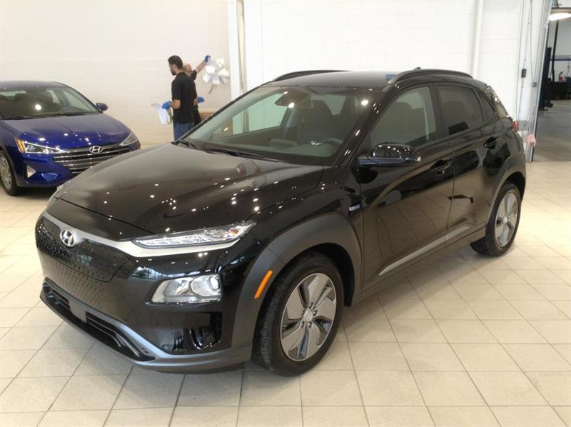 Hyundai Kona EV Electrique Preffered 2021