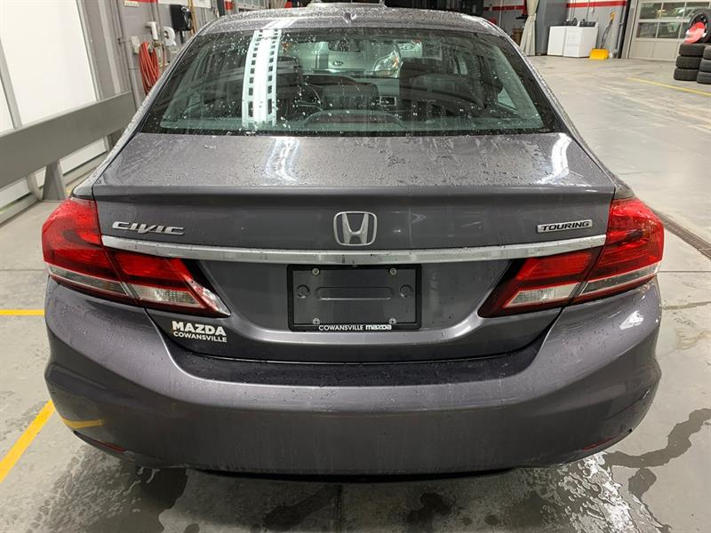Honda Civic Sedan 23