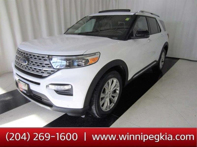 2020 Ford Explorer Limited #20FE86579