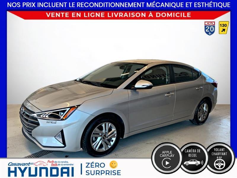 Hyundai Elantra Preferred IVT 2020