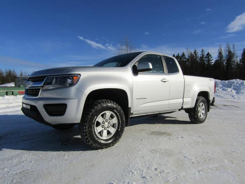 Chevrolet Colorado 1