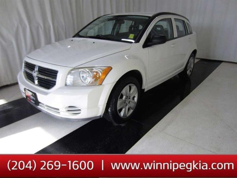 2009 Dodge Caliber SXT #10DG53160A