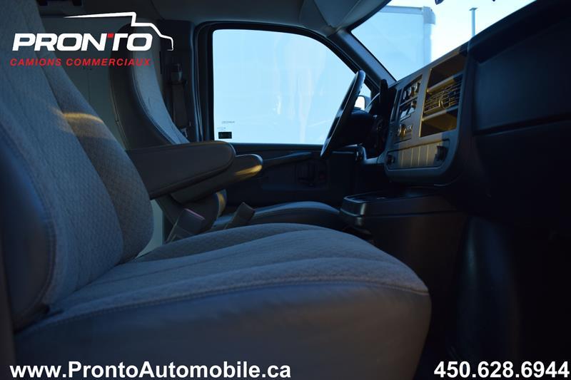 Chevrolet Express Cargo Van 16