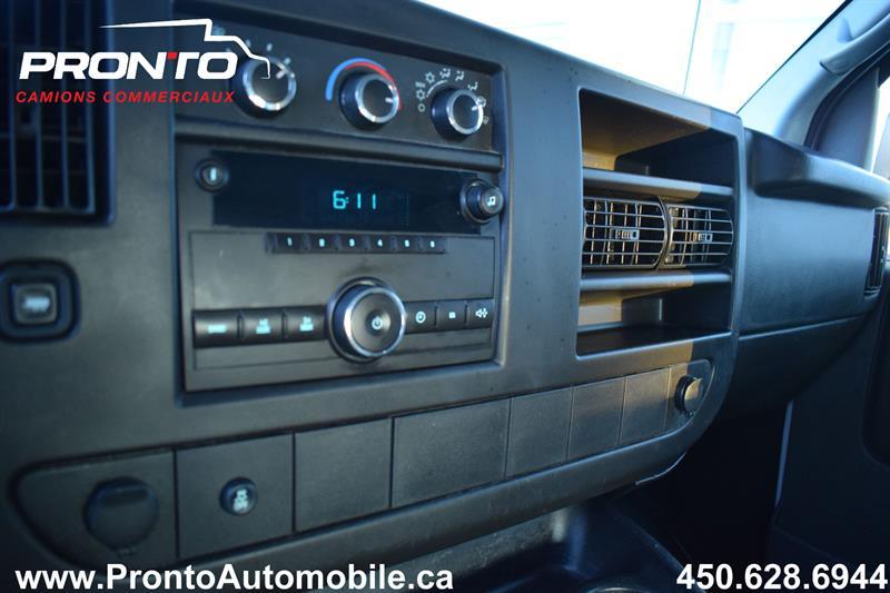Chevrolet Express Cargo Van 19