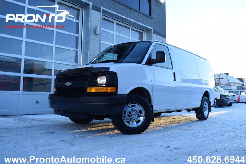 Chevrolet Express Cargo Van 26