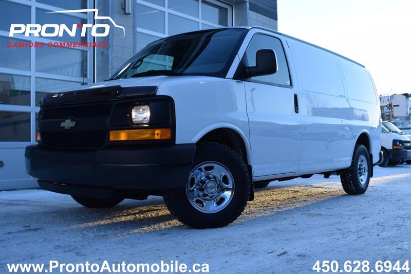 Chevrolet Express Cargo Van 27