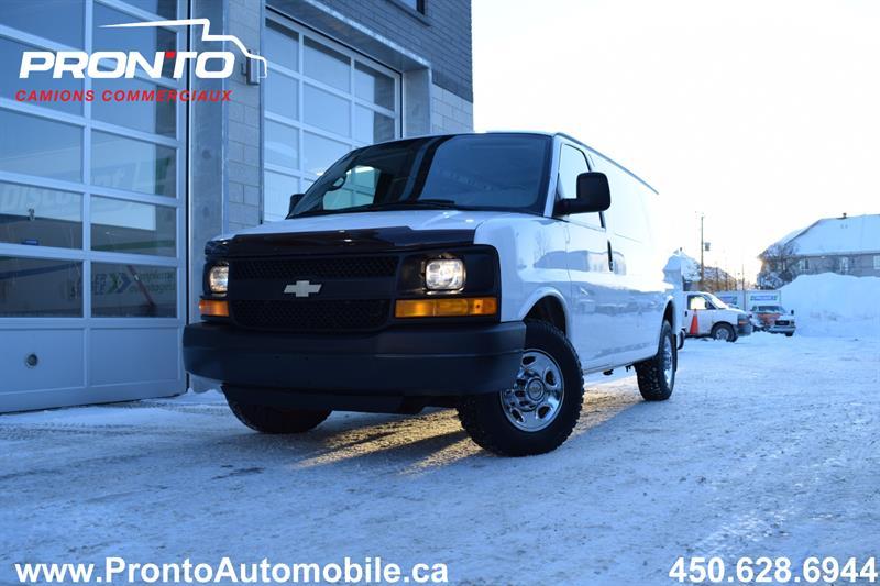 Chevrolet Express Cargo Van 28