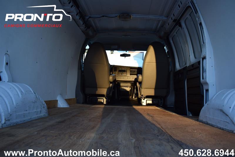 Chevrolet Express Cargo Van 10
