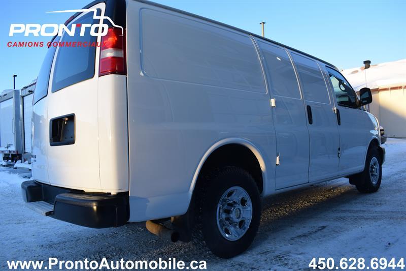 Chevrolet Express Cargo Van 12