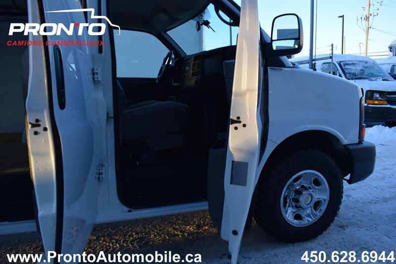 Chevrolet Express Cargo Van 15