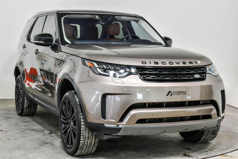 Land Rover Discovery HSE TURBO DIESEL AWD CUIR TOIT 2017
