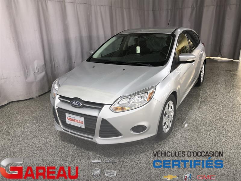 2014 Ford Focus Hatchback