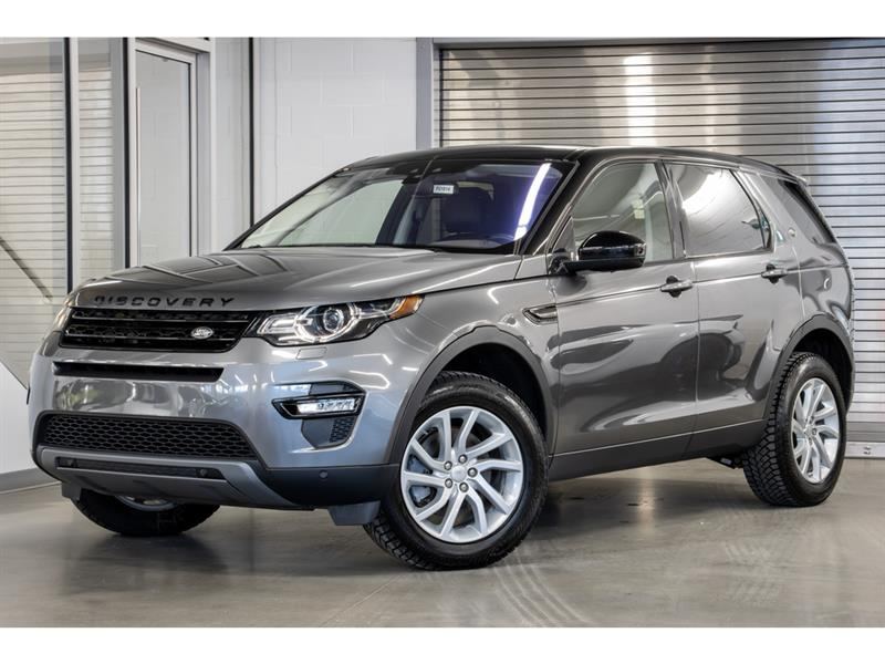 Land Rover Discovery Sport HSE AWD *NOUVELLE ARRIVÉE, BAS 2018