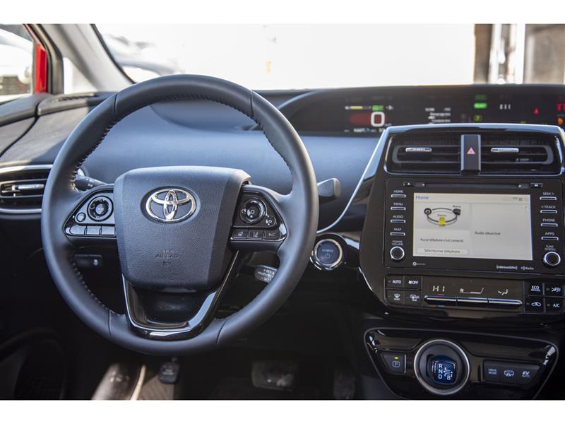 toyota Prius Prime 2021 - 8