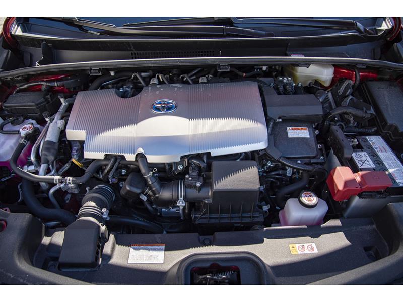 toyota Prius Prime 2021 - 34