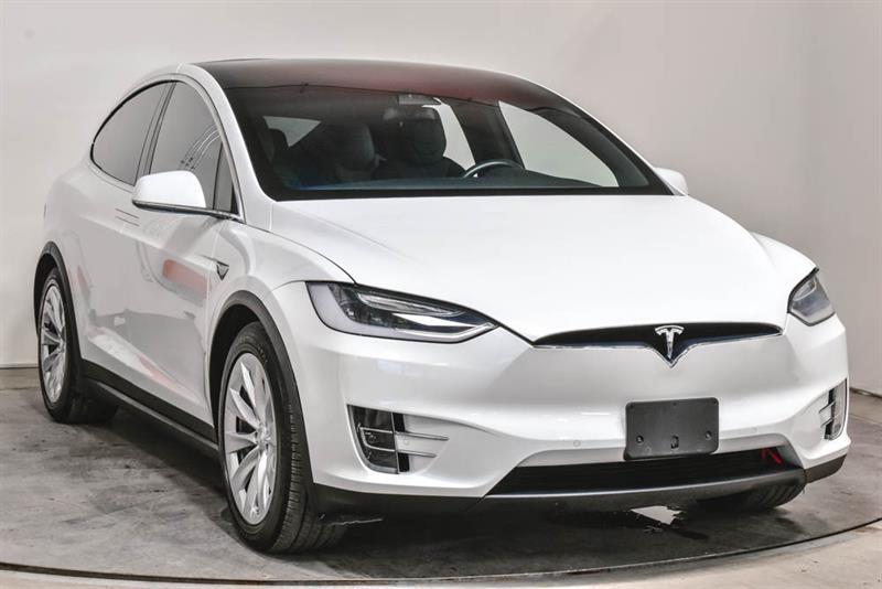 Tesla Model X 100D AUTOPILOT AWD 6 PASS 2017