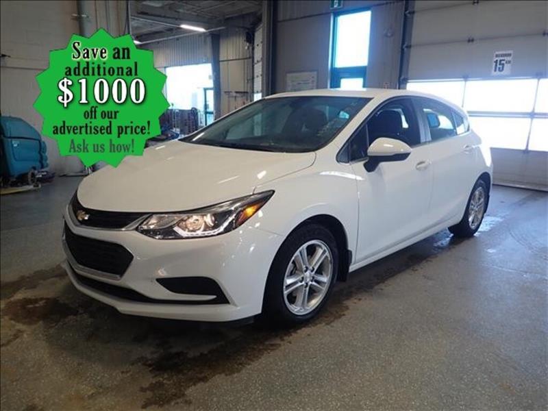 2017 Chevrolet Cruze LT* Bluetooth/Reverse Camera/LOW KILOMETRES #24800