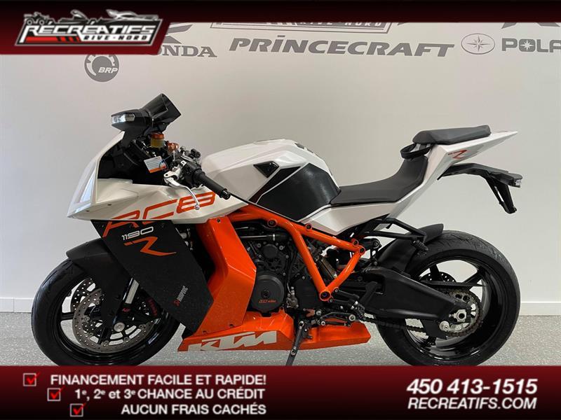 KTM 1190 RC8 2015