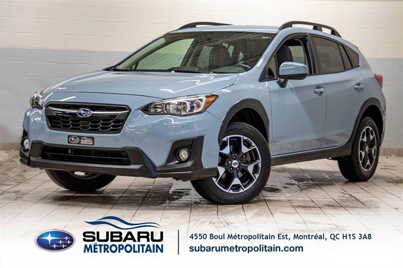 Subaru XV Crosstrek 1