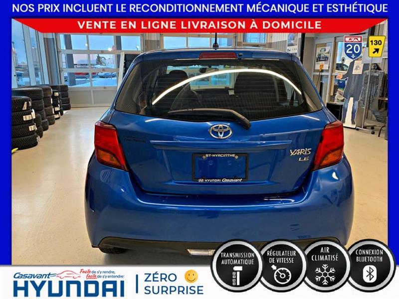 toyota Yaris Hatchback 2016 - 8