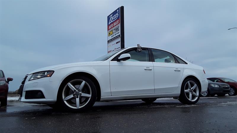 2010 Audi A4 2.0T Premium #P793