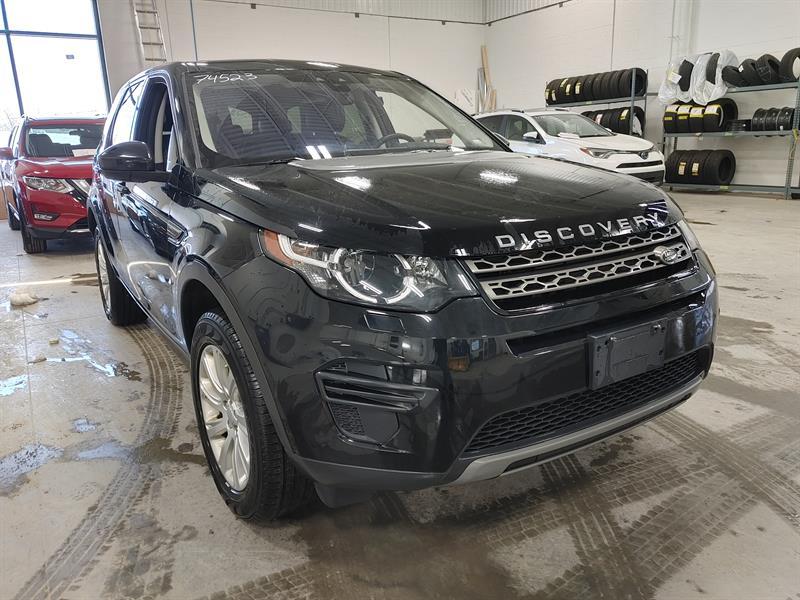 Land Rover Discovery Sport SE AWD Cuir GPS Sièges Chauffa 2019