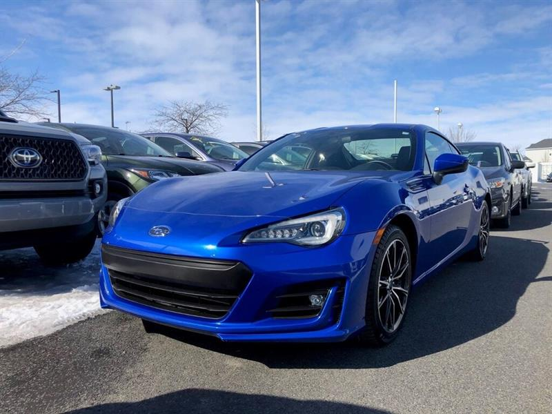 2017 Subaru  BRZ RWD SPORT-TECH AUTOMATIQUE