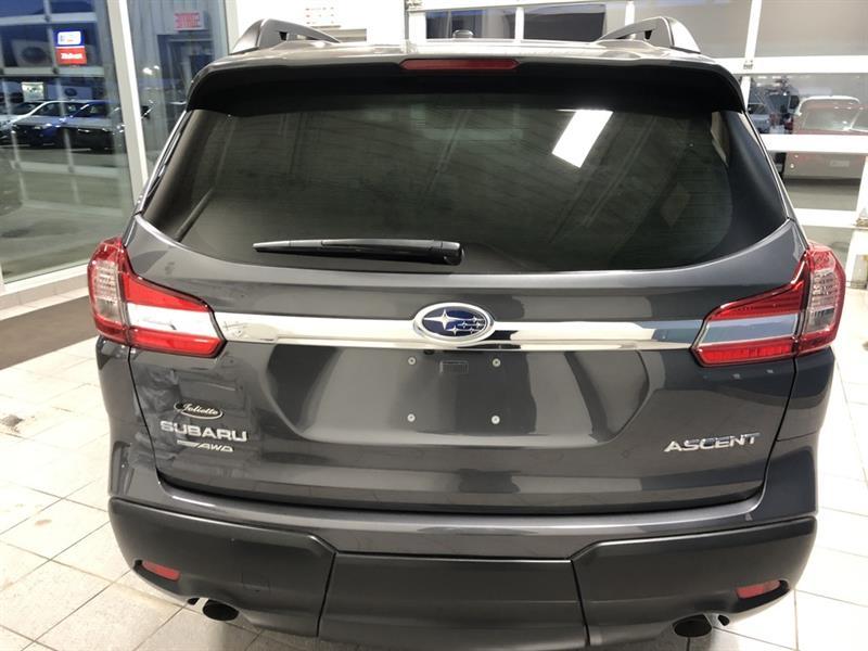 Subaru Ascent 6