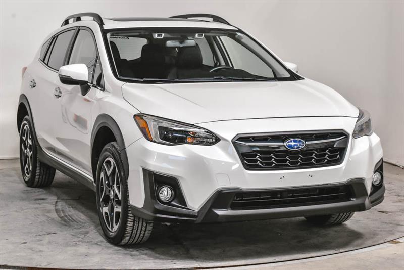 2018 Subaru XV Crosstrek