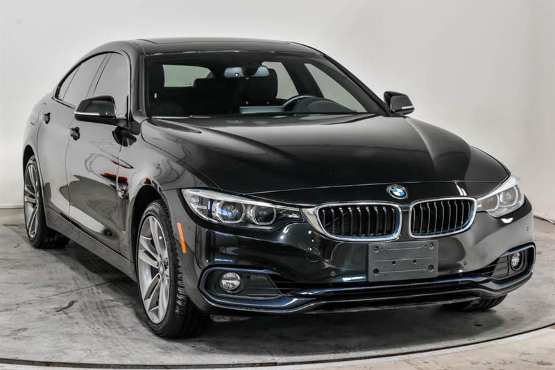 BMW Série 4 2018 430i xDrive Gran Coupé Cuir To
