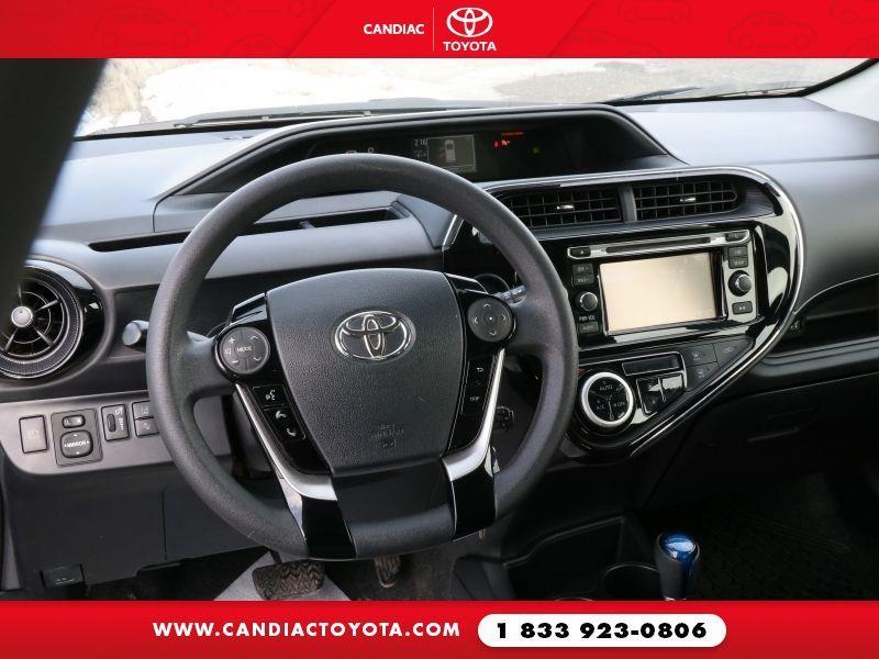toyota Prius c 2018 - 19