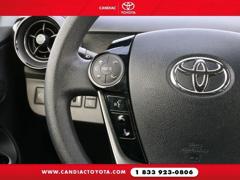 toyota Prius c 2018 - 20