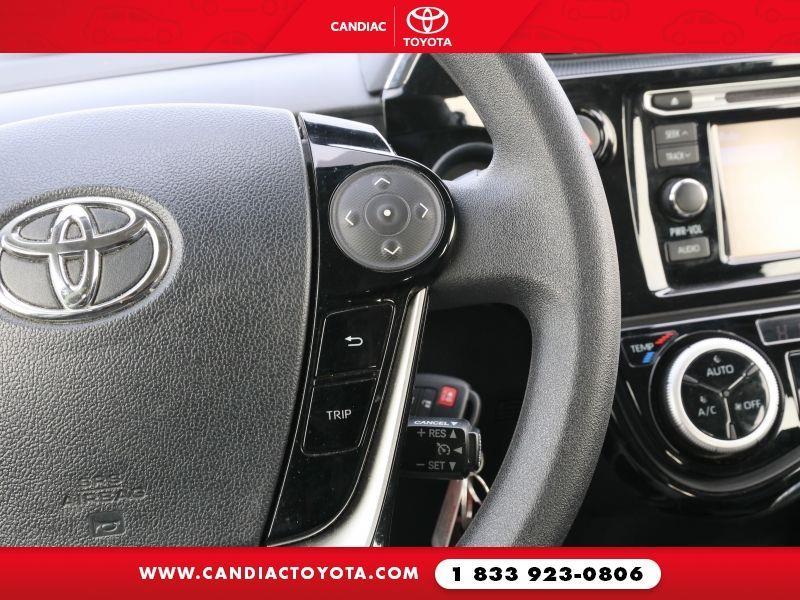 toyota Prius c 2018 - 21