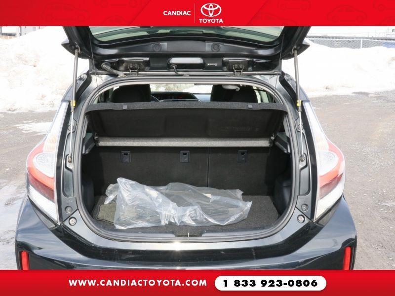 toyota Prius c 2018 - 31