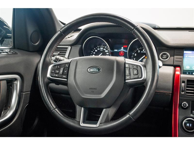 Land Rover Discovery Sport 13
