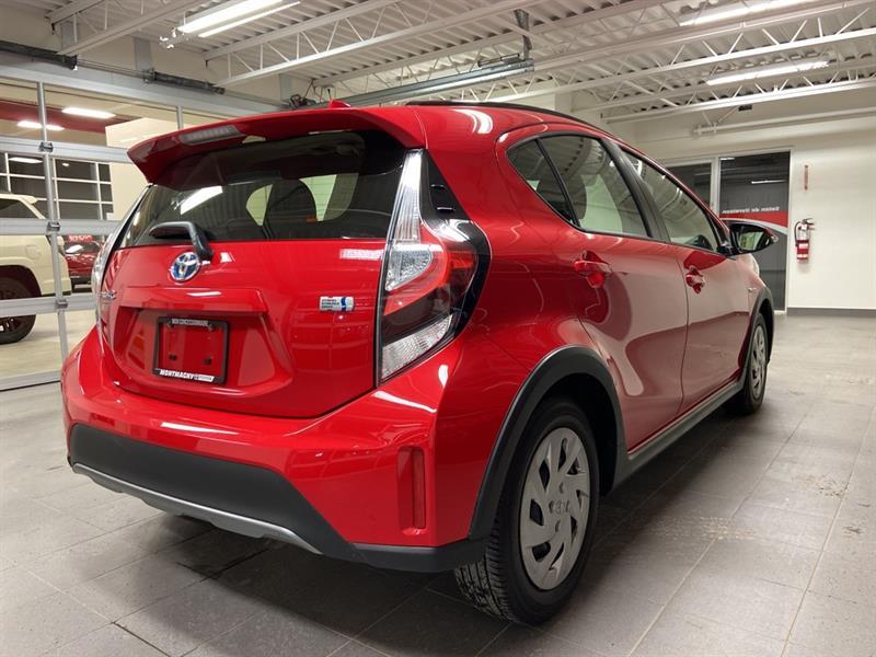 toyota Prius c 2018 - 4