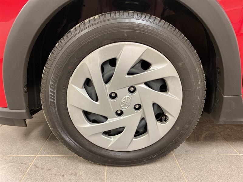 toyota Prius c 2018 - 8