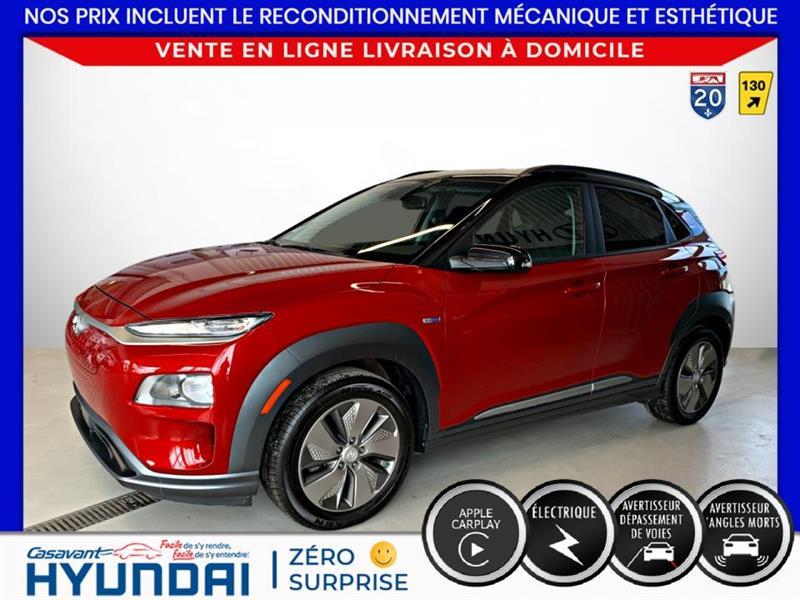 Hyundai Kona PREFERED TOIT BI-COULEUR ÉLECT 2019