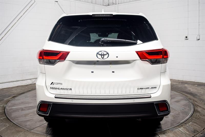Toyota Highlander 7