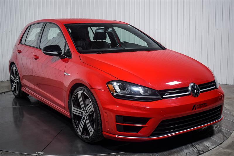 2016 Volkswagen Golf R