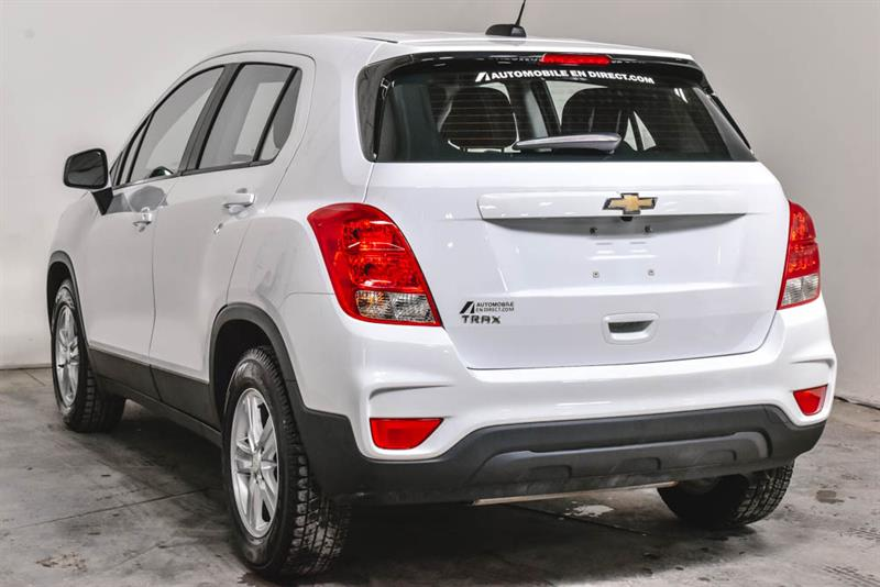 Chevrolet Trax 6