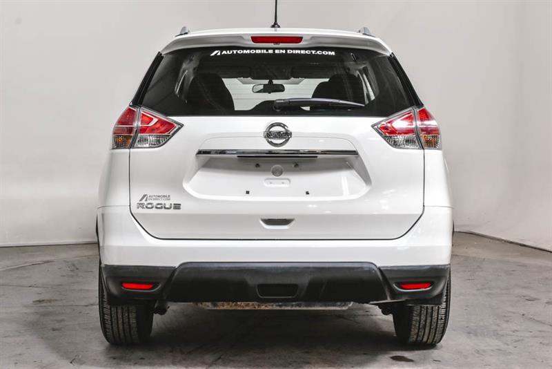 Nissan Rogue 7
